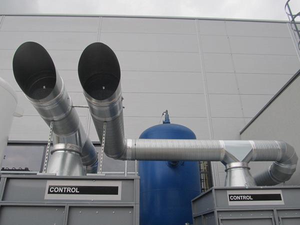 Filtrowentylacja przemysłowa