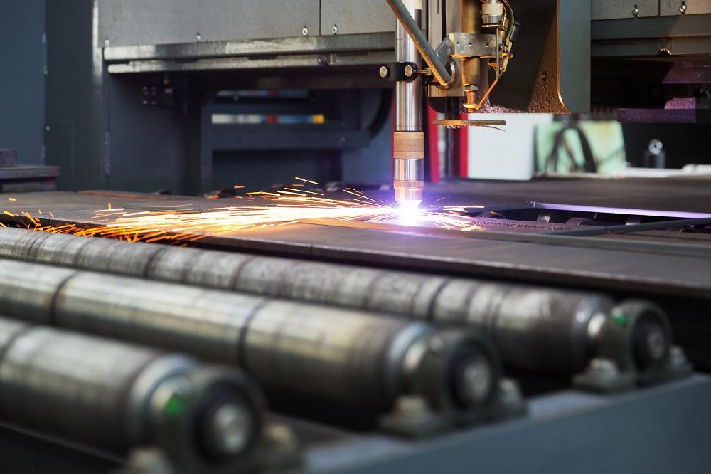 maszyna do cięcia plazmowego CNC