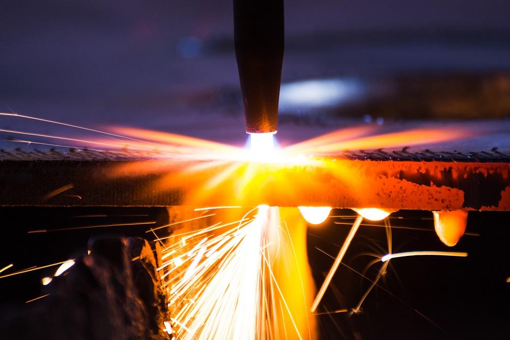 Jak wygląda cięcie gazowe stali?